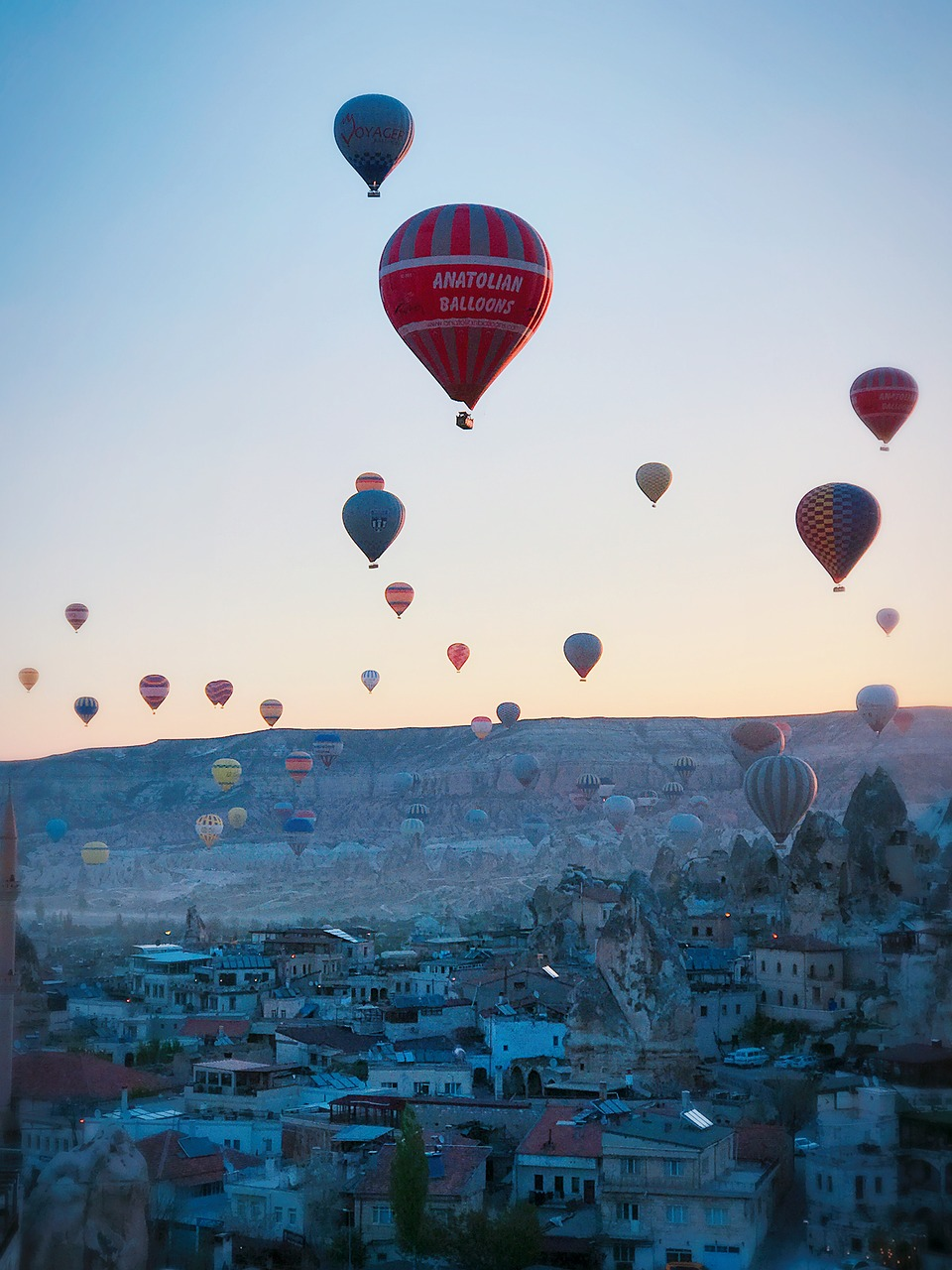 Capadocia photo