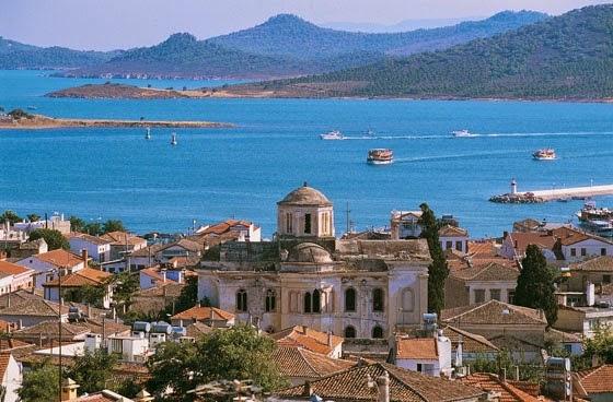 North Aegean Coast