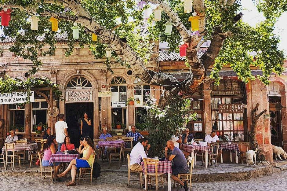 North Aegean Street